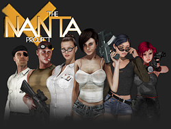 The Nanta Project characters