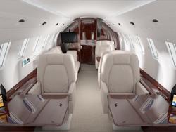 Jet Interior - Lighting Test