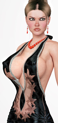Clara Ravens - Formal Attire