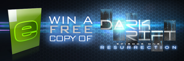 Win a FREE copy of Dark Rift episode 1!