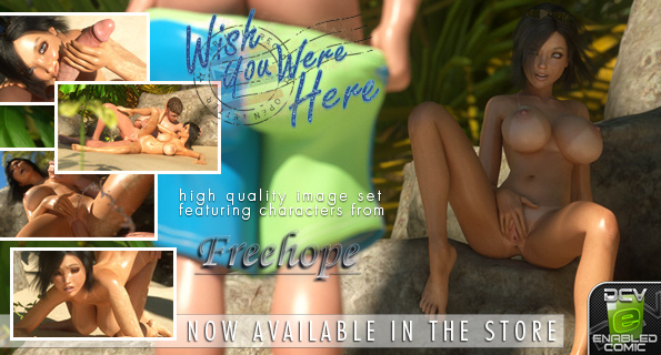 Wish You Were Here - Now Available!