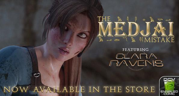 The Medjai Mistake - Now Available