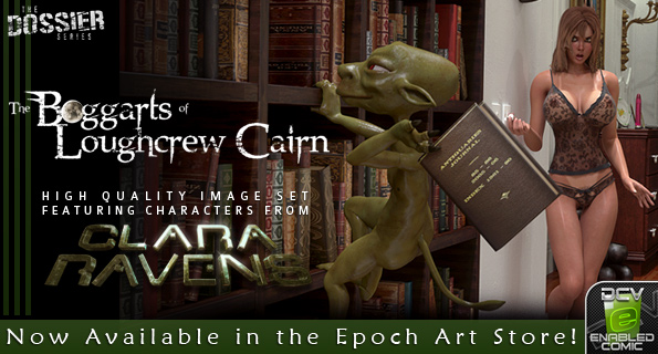 The Boggarts of Loughcrew Cairn - Now Available!