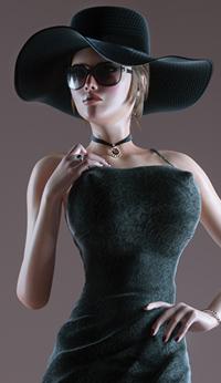 Clara Ravens - Elegant Finery