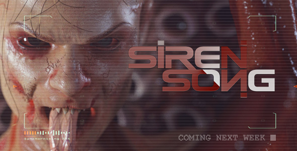 Dossier 011: Siren Song - Coming Next Week