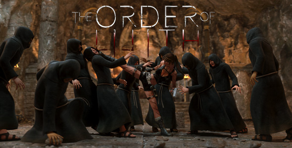Dossier 013: The Order of Lilith - Coming December 2016