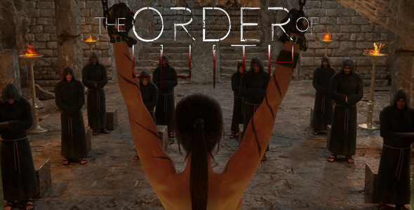 Dossier 013: The Order of Lilith - Coming January 2017