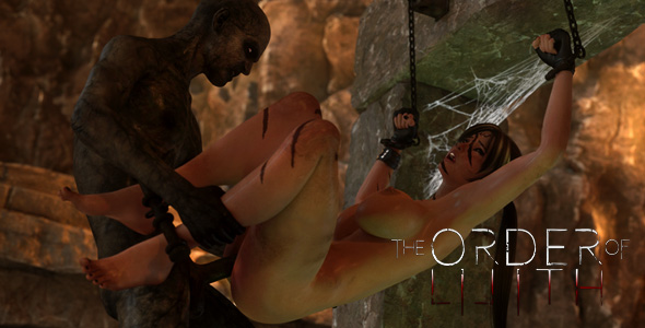 Dossier 013: The Order of Lilith - Coming Soon!