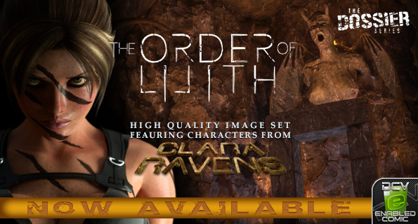 Dossier 013: The Order of Lilith - Now Available!