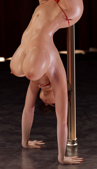 Samantha Radisson - Pole Dancing 03